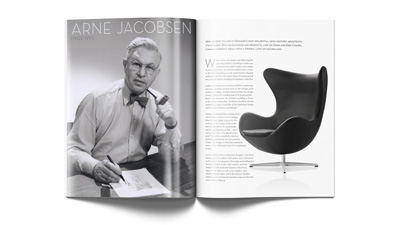 Arne Jacobsen Spread